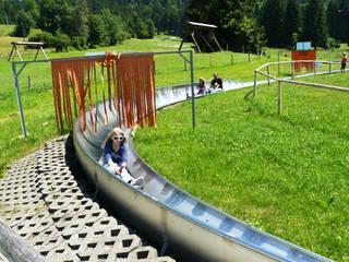 Sommerrodelbahn Tegelbergbahn