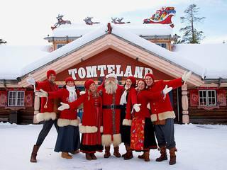 Santaworld Tomteland © Santaworld Tomteland