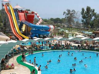 Yali castle aquapark erlebnisbad in g m ld r for Familienhotel hessen