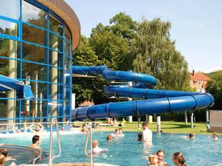 Aquaria Hallen- und Freibad © Aquaria Hallen- und Freibad