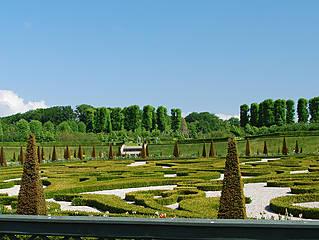 Schlossgarten Frederiksborg © caspermoller