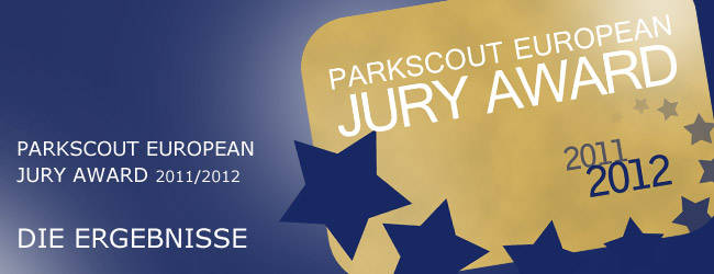 Parkscout European Jury Award 2011/2012